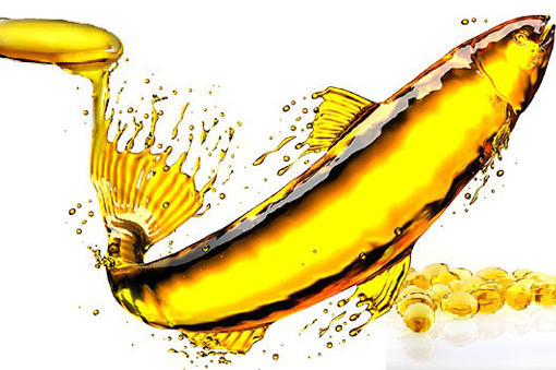 Is a splash of fish oil good for the eyes?