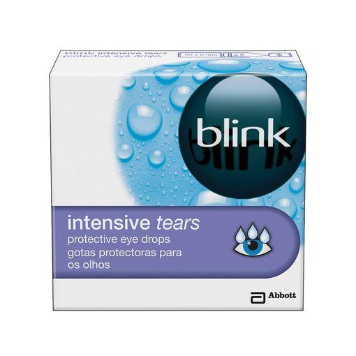 blink Intensive Tears eye drops (vials)