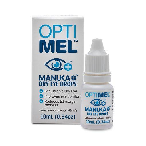 Optimel Manuka Honey eye drops image 1