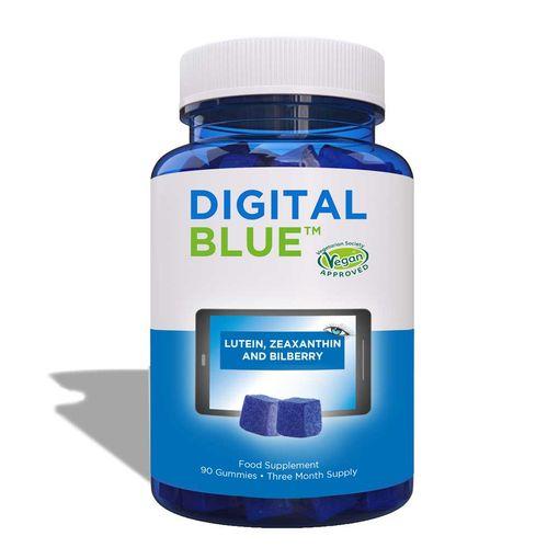 Digital Blue gummies