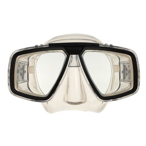 iSea diving mask including prescription lenses