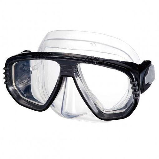IST Corona M55 diving mask including prescription lenses